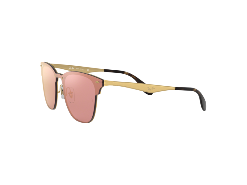 03f0bf6927d44 Sunglasses Ray-Ban RB3576N BLAZE CLUBMASTER col. 043 E4  8053672763058   Size 41 mm